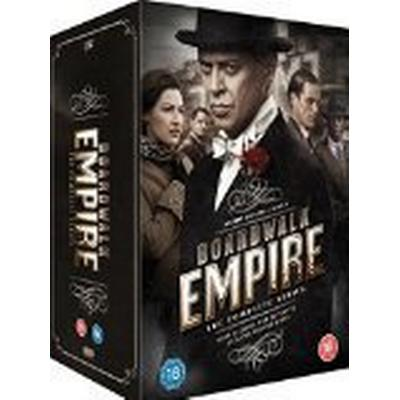 Boardwalk Empire - The Complete Season 1-5 [DVD] [2015]